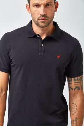 Polo-Lhama-Stretch-NS---Preto