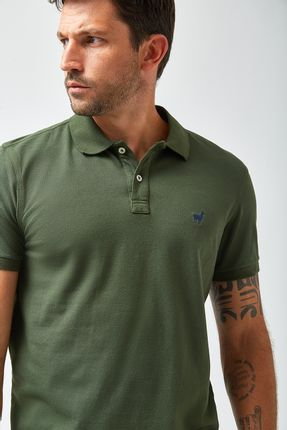 Polo-Lhama-Stretch----Verde-Militar