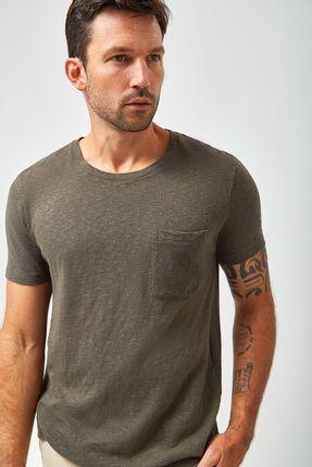 Camiseta-Crepe---Verde-Militar