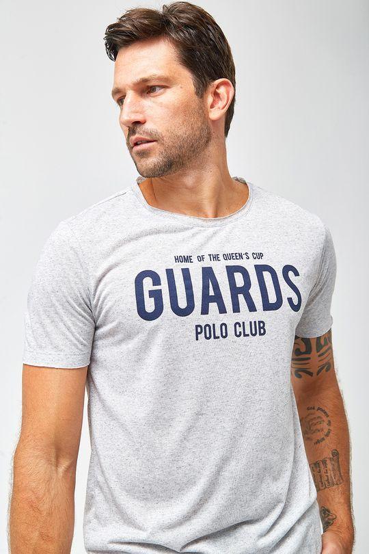 Camiseta-Guards---Cinza-Mescla