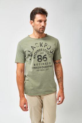 Camiseta-Blackpool---Verde-Militar
