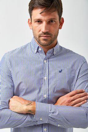 Camisa-Luiz-Listrada---Marinho