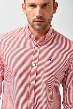 Camisa-Luiz-Listrada---Vermelho