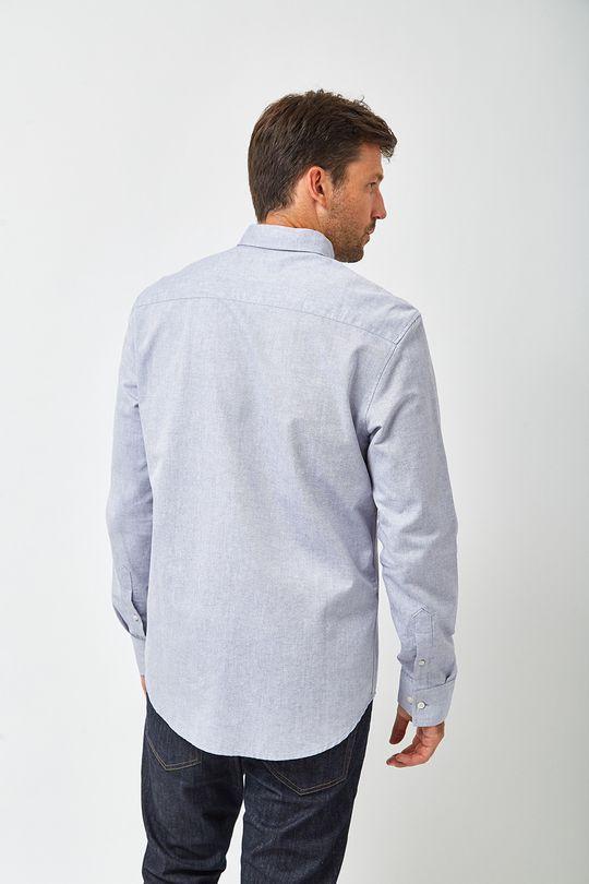 Camisa-Oxford---Marinho