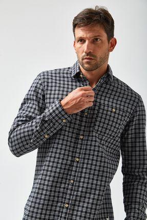 Camisa-Flanela-Pesada---Preto-e-Branco