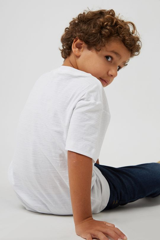 Camiseta-Lhama-Heroes-Boys---Branco