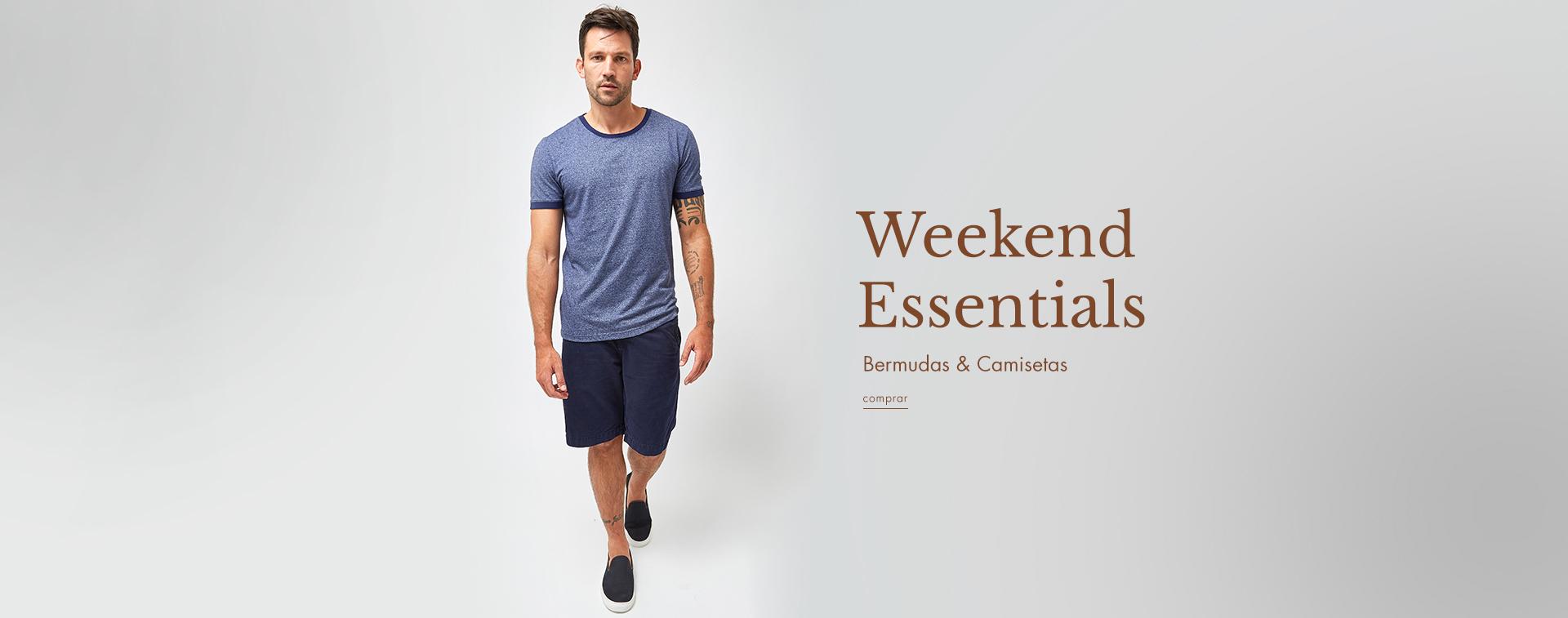 Bermudas & Camisetas