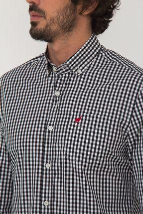 Camisa-Luiz-Vichy---Preto