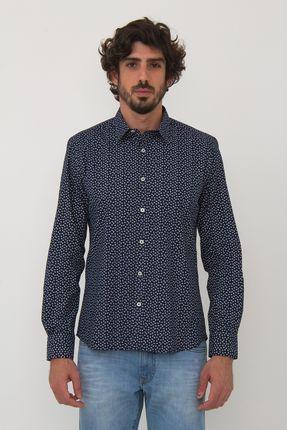 Camisa-Luiz-Estampada---Marinho
