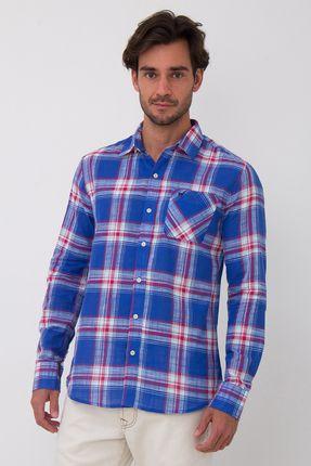 Camisa-Frankie-Xadrez---Xadrez-Colorido