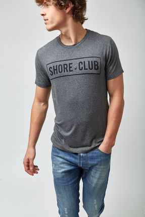 Camiseta-Shore-Club---Mescla-Escuro