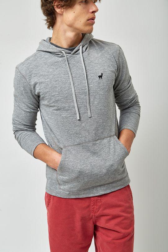 Camiseta-ML-Capuz---Cinza-Mescla