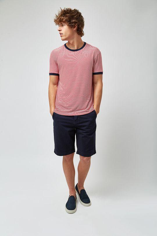Camiseta-Listra-Vermelha---Vermelho