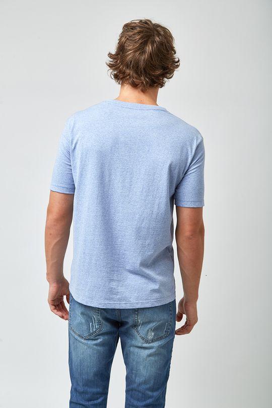 Camiseta-Lhama-Degrade---Azul