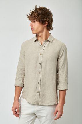 Camisa-Linho-Mescla---Khaki