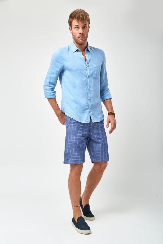Camisa-Linho-100----Azul-Celeste