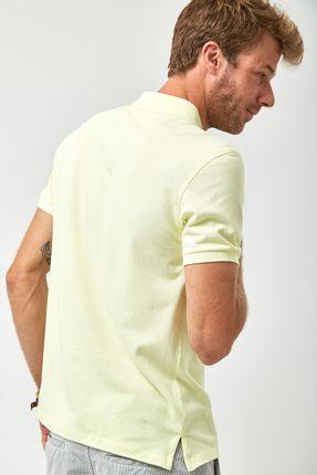 Polo-Lhama-Stretch---Amarelo
