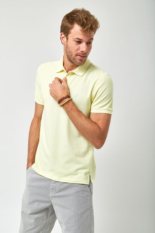 Polo-Lhama-Stretch---Amarelo