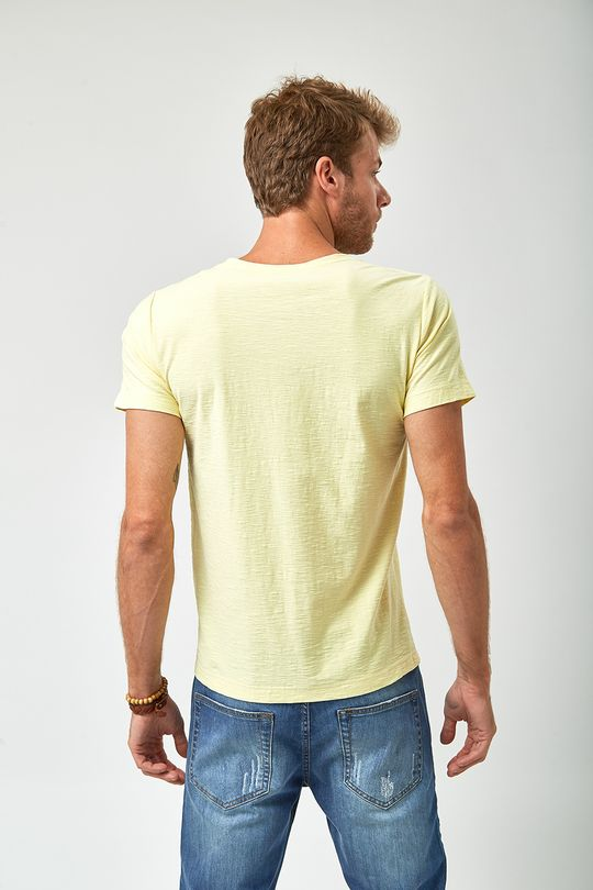 Camiseta-Sea-Soon---Amarelo-Claro