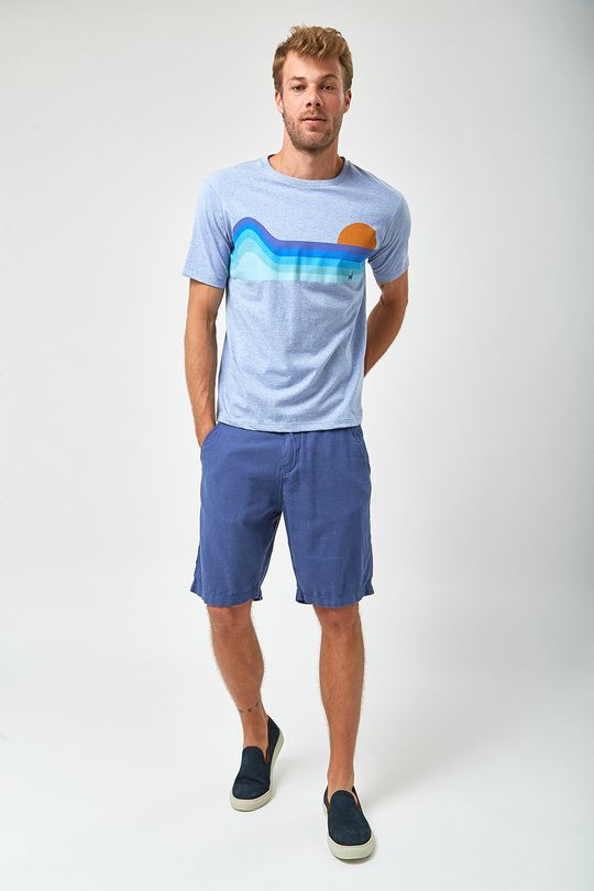 Camiseta-Waves---Azul