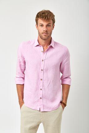 Camisa-Linho-Mescla---Rosa