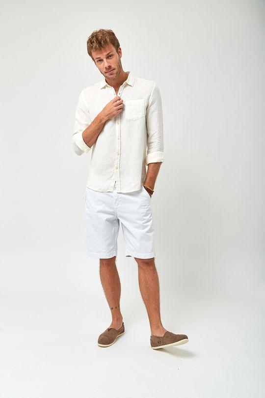 Bermuda-Chino---Branco