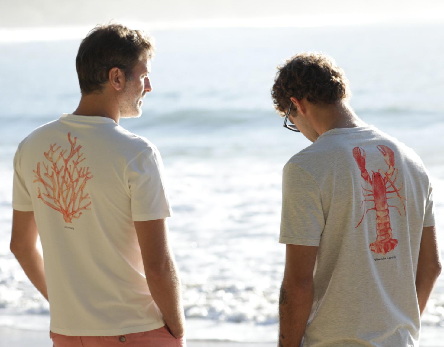 Camisetas Agua