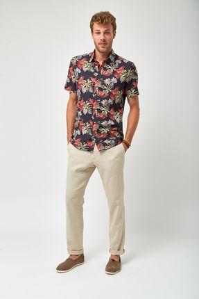 Camisa-MC-Estampa-Floral---Estampada