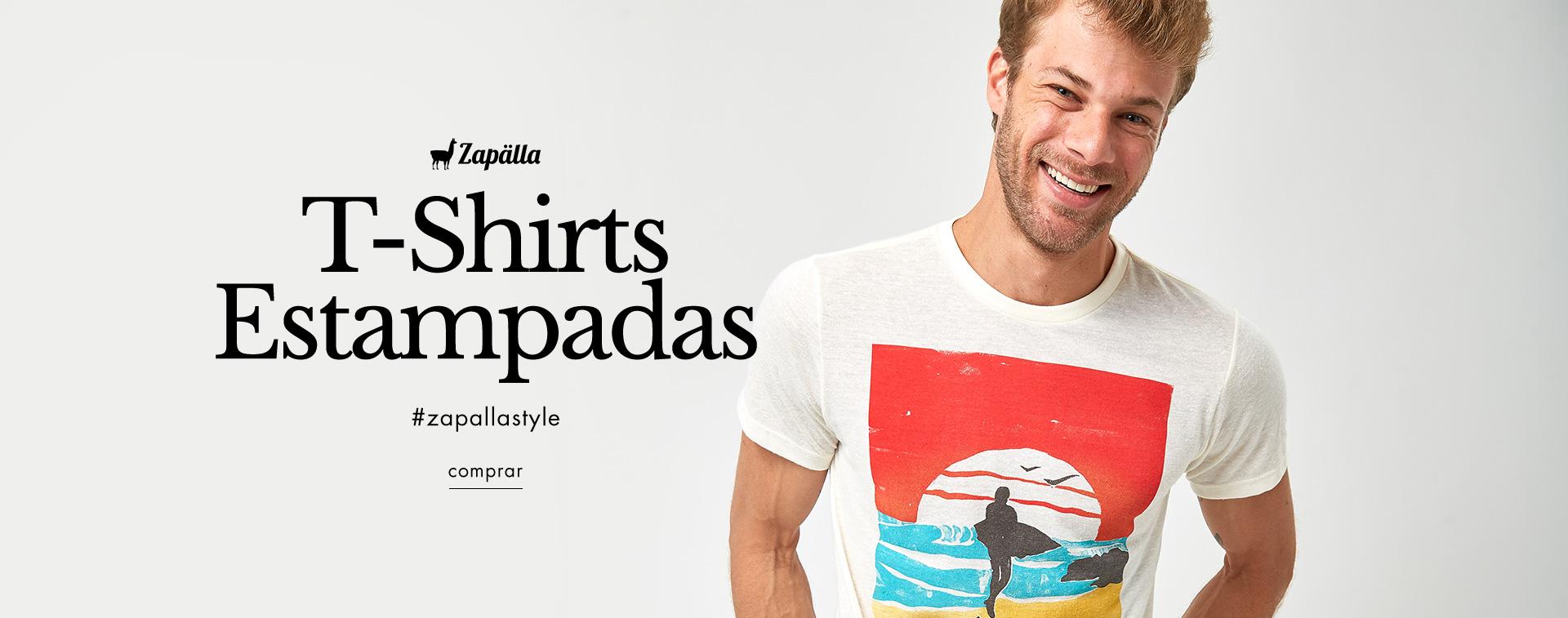 Zapalla Printed T-Shirts