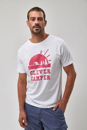 Camiseta-Clever-Camper---Branca