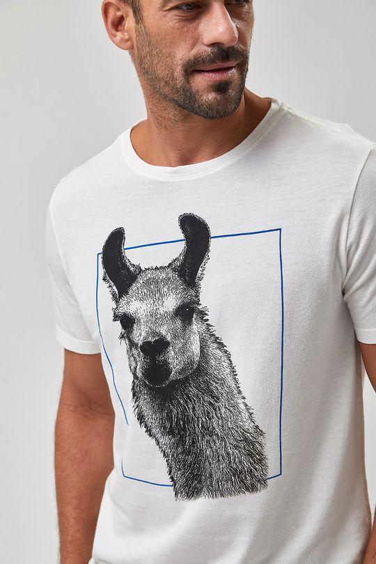 Camiseta-Lhama---Off-White
