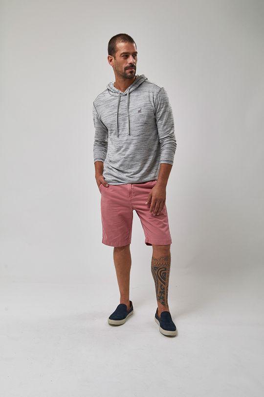 Camiseta-M-L-Capuz---Cinza-Mescla