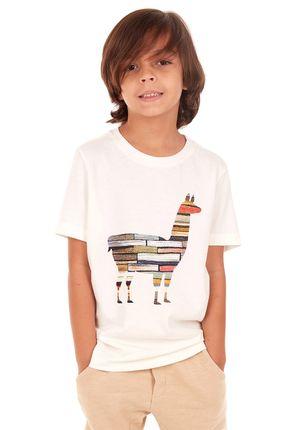 Camiseta-Lhama-Livros-Boys---Off-White