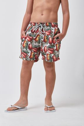 Shorts-Caju-Boys---Estampado---Tamanho-2