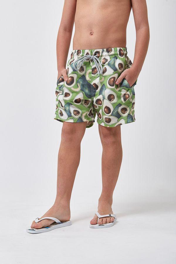 Shorts-Abacate-Boys---Estampado---Tamanho-2