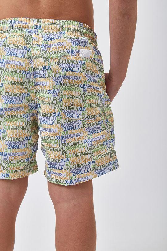 Shorts-Zapalla-Boys---Estampado---Tamanho-4