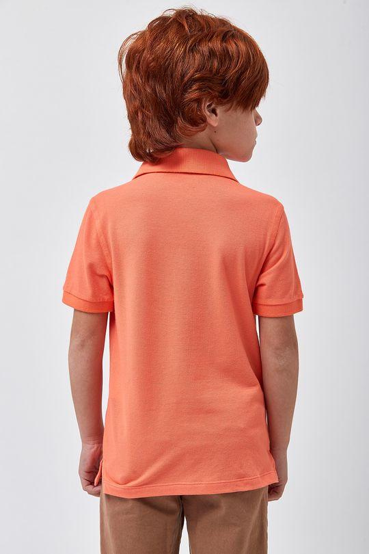 Polo-Lhama-Stretch-Boys---Coral---Tamanho-2