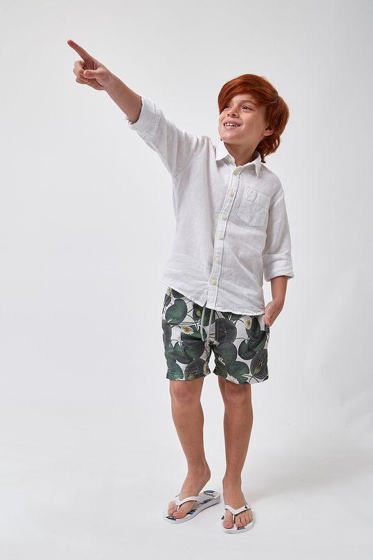 Camisa-100--Linho-Boys---Branco---Tamanho-2