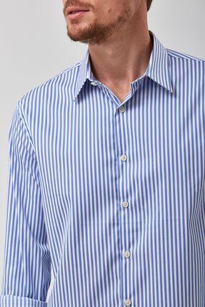 Camisa-Listrada-Clara---Branco-Com-Azul---Tamanho-X