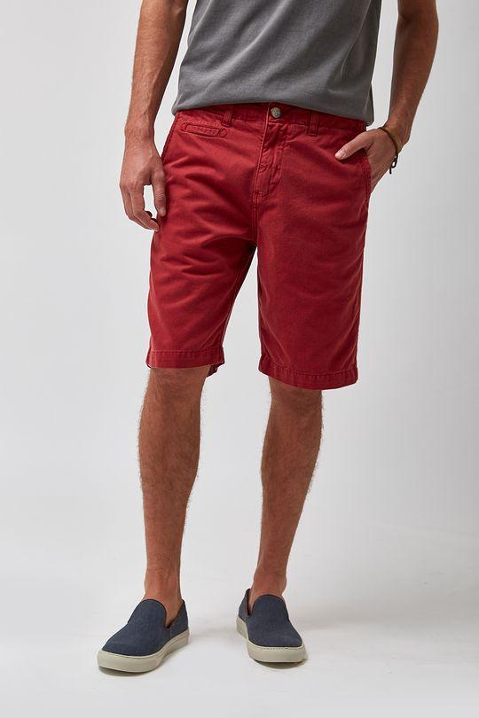 Bermuda-Chino---Vermelho---Tamanho-38