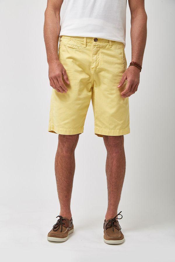 Bermuda-Chino---Amarelo---Tamanho-38