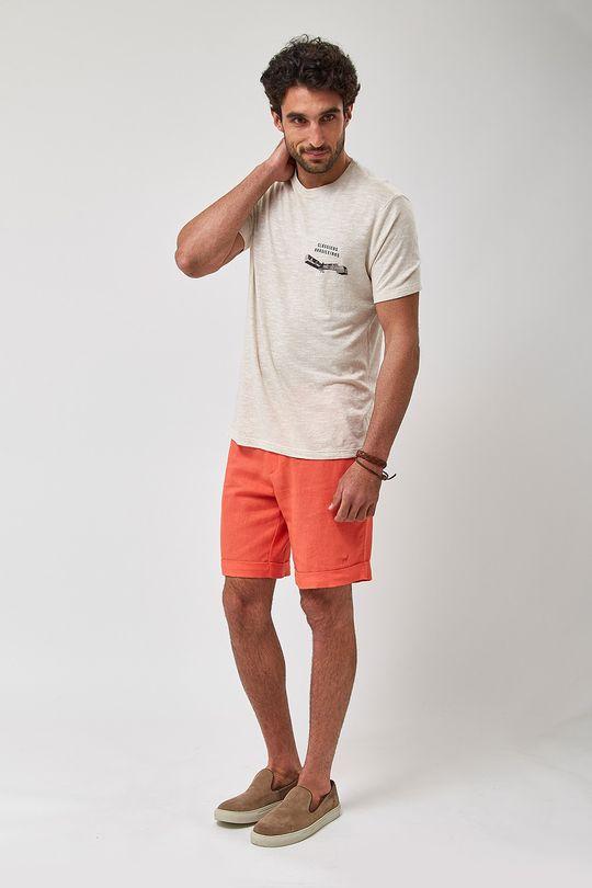 Bermuda-Linho-Alfaiataria---Coral---Tamanho-38