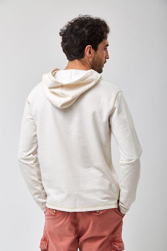Camiseta-ML-com-Capuz---Cru---Tamanho-P