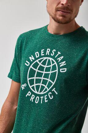 Camiseta-Globo---Verde---Tamanho-M