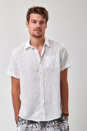 Camisa-Linho-MC---Branco---Tamanho-P
