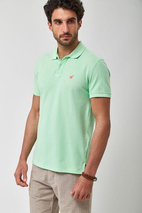 Polo-Lhama-Stretch---Verde-Limao---Tamanho-P