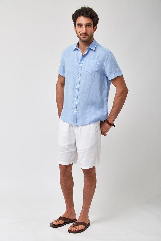 Camisa-Linho-MC---Azul-Claro---Tamanho-P
