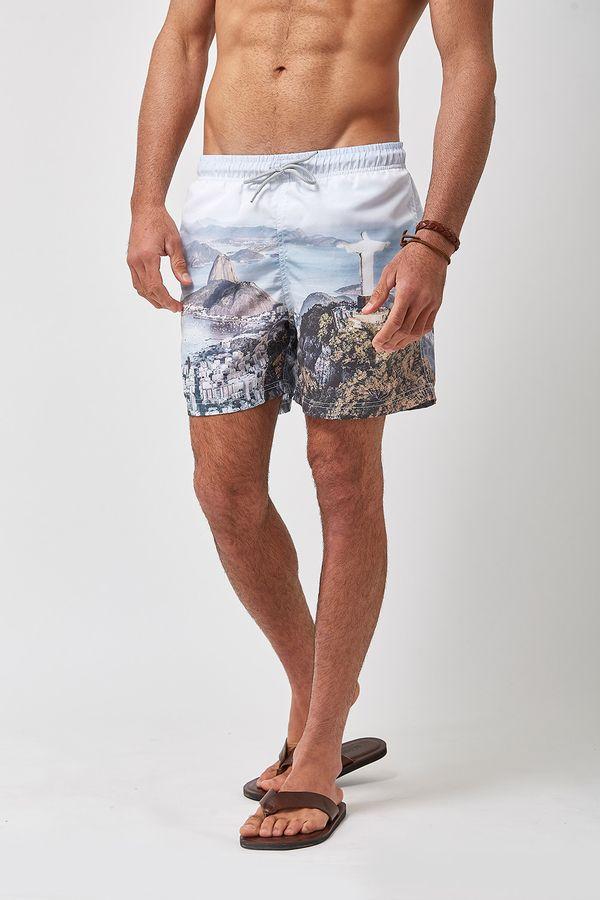 Shorts-Rio-De-Janeiro---Estampado---Tamanho-P