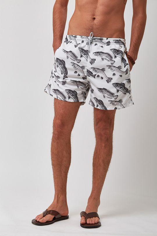 Shorts-Peixes---Estampado---Tamanho-P
