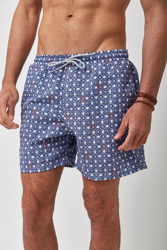 Shorts-Gravataria---Estampado---Tamanho-M